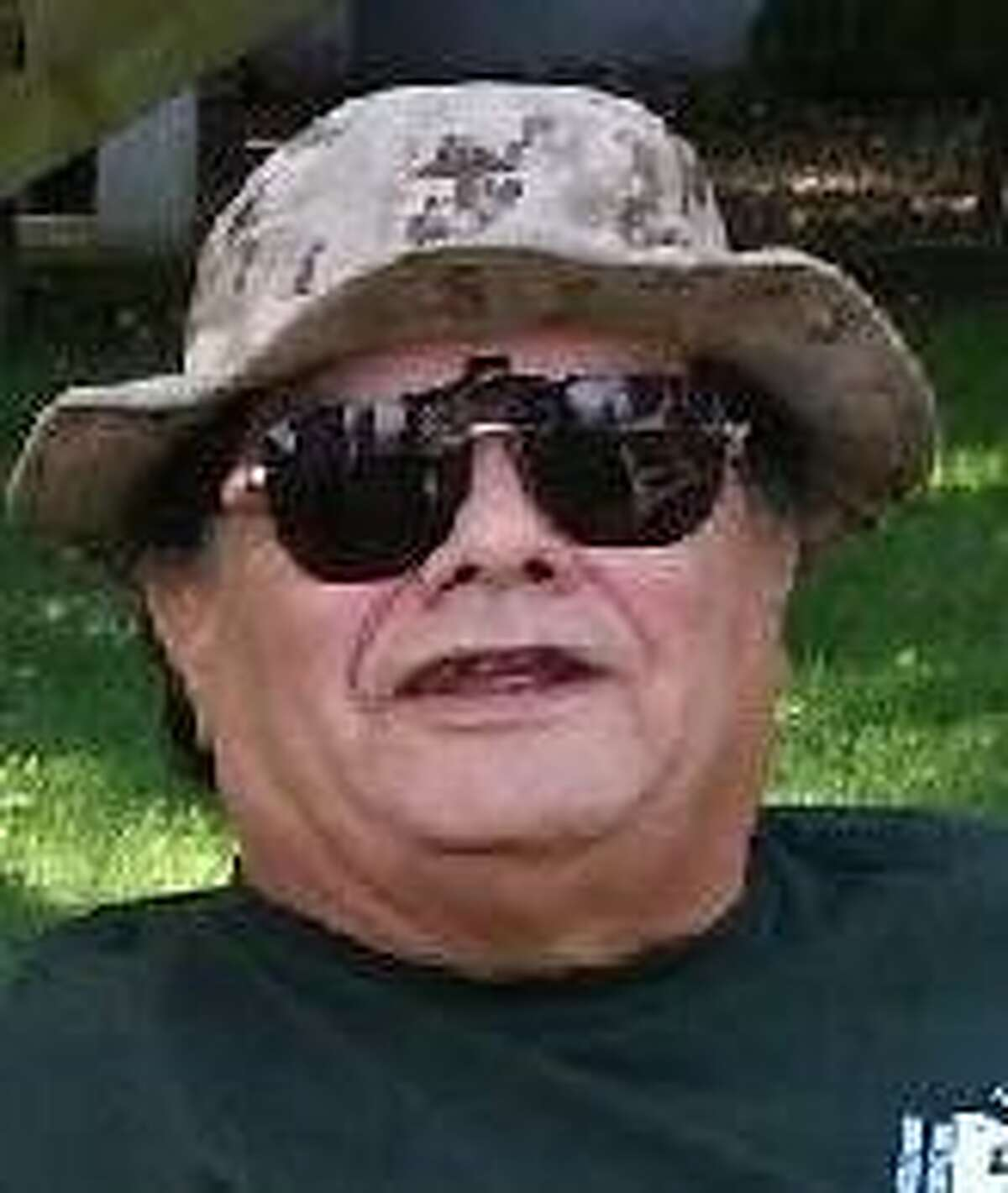 Julian Rodriguez was awarded a Purple Heart for being wounded during Vietnam.