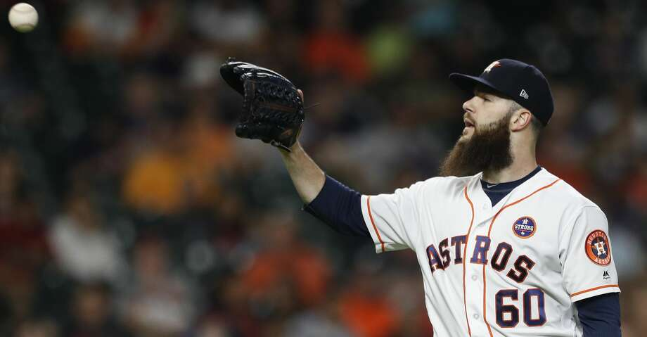 PHOTOS: Astros game-by-gameAstros starters have pitched eight quality starts in the last nine games, with a 1.61 ERA and .162 opponent batting average.Browse through the photos to see how the Astros have fared through each game this season. Photo: Karen Warren/Houston Chronicle