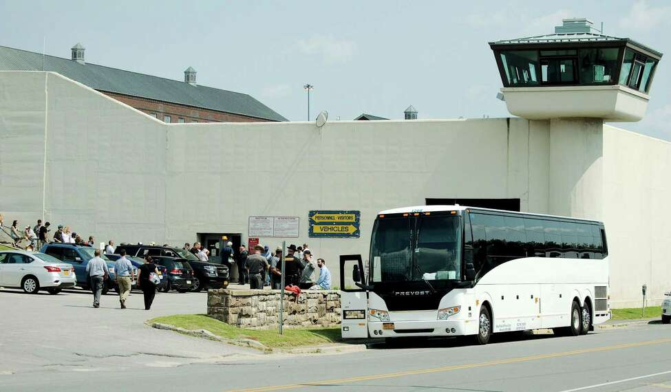 Ben Stiller and his crew rolled into Clinton County the week of Aug. 20, 2017, to begin filming an eight-part Showtime miniseries on the 2015 Clinton County Correctional Facility in Dannemora. (J.P. Cerone/Special to the Times Union)