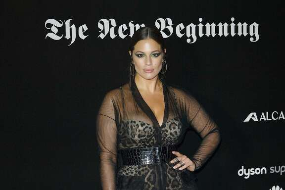 MILAN, ITALY - SEPTEMBER 22:  Ashley Graham attends theVogue Italia 'The New Beginning' Party during Milan Fashion Week Spring/Summer 2018 on September 22, 2017 in Milan, Italy.  (Photo by Venturelli/Getty Images)