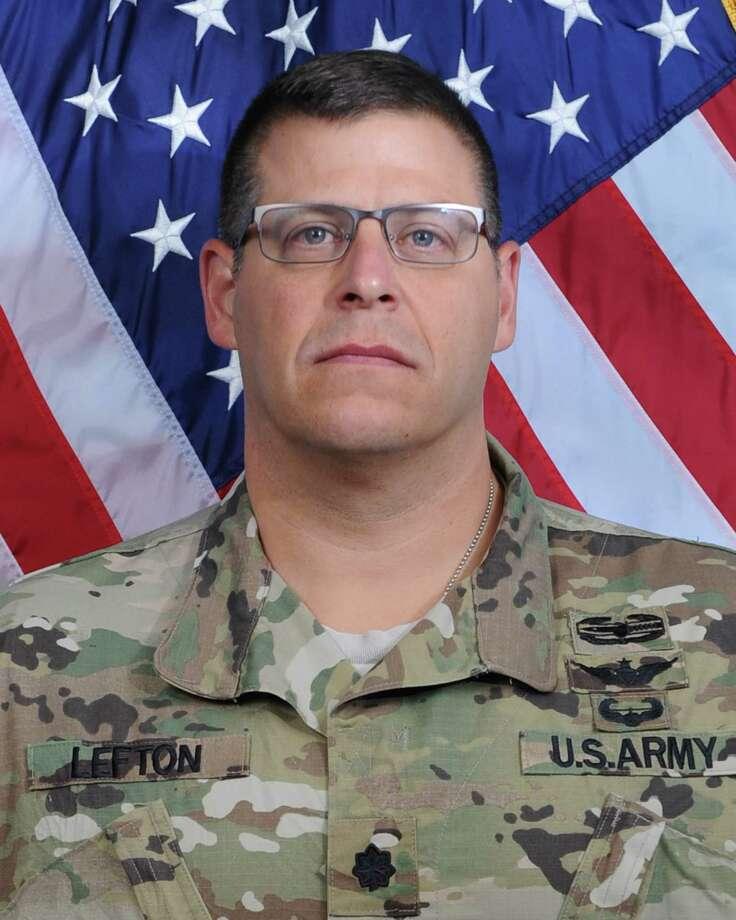 Lt. Col. Jason Lefton