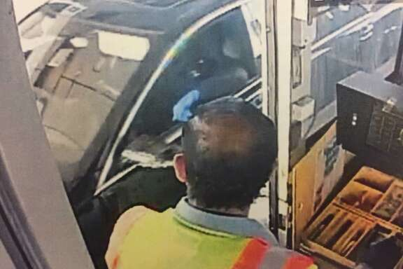 The California Highway Patrol released photos of alleged robbers who targeted the Bay Bridge and Carquinez Bridge toll plazas Sunday.
