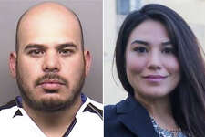 Vidal Rodriguez allegedly sent a screenshot image of Annette Ugalde-Bonugli's criminal record to a person not entitled to the information, which was then posted on social media.