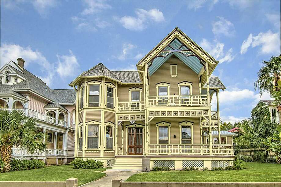 Go inside some of the island's oldest homes. Photo: Houston Association Of Realtors