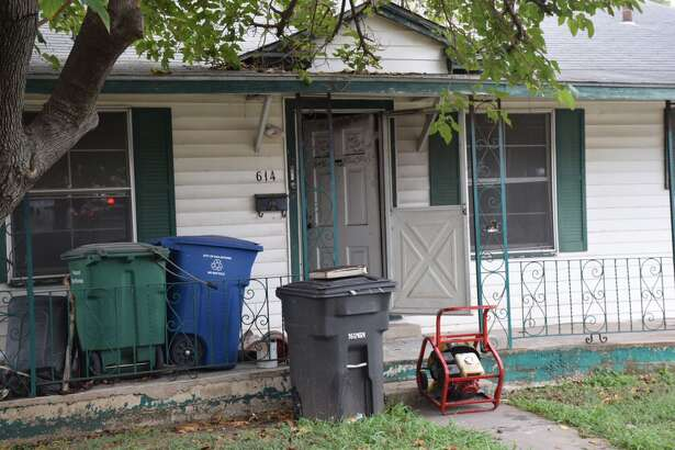 Arson investigators are looking into the cause of a fire at a West Side home on Monday.
