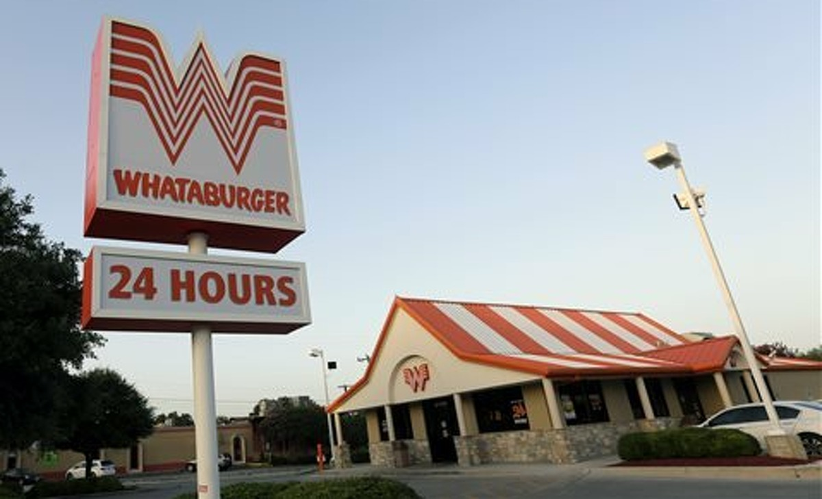 >>>Check out Houston's best Whataburger locations, ranked by Yelp reviews.  (AP Photo/Eric Gay)