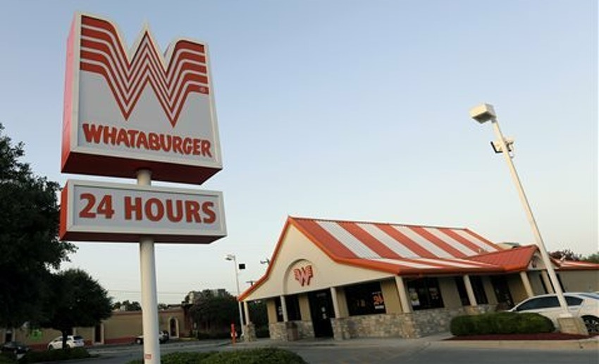 Whataburger - San Antonio  It's 3 a.m. and you're starving. We all know where this story ends.   >>> Click through to see more beloved brands