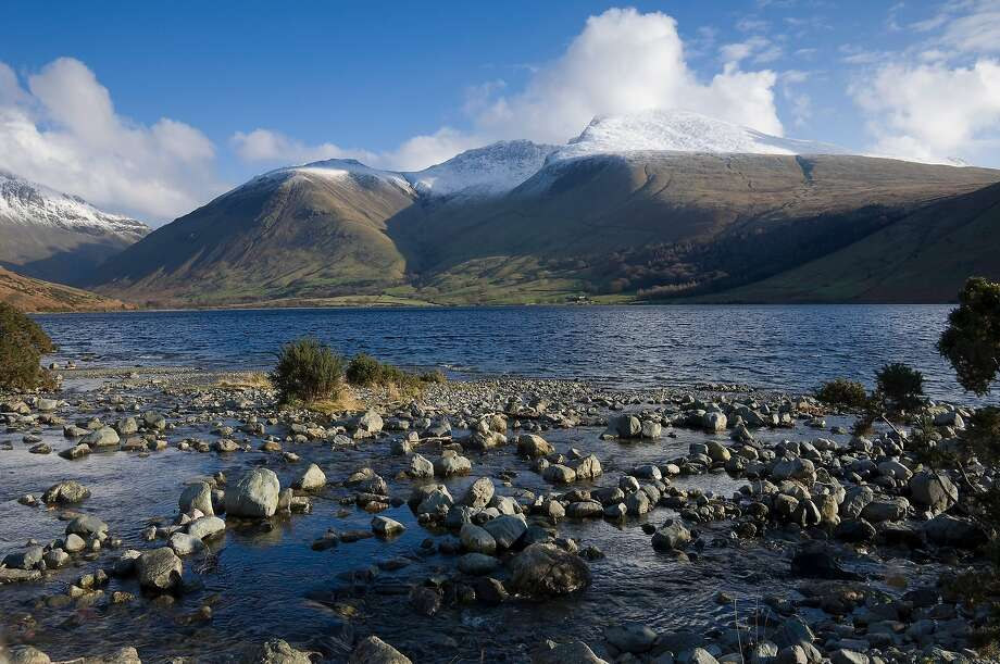 "Four UK climbers had to be rescued from Scafell Pike on Saturday after becoming ""incapacitated"" by cannabis. Scafell Pike, a 978-meter (3,210-foot) peak in the Lake District is England's highest peak. Photo: James Emmerson / Robertharding, Getty Images"