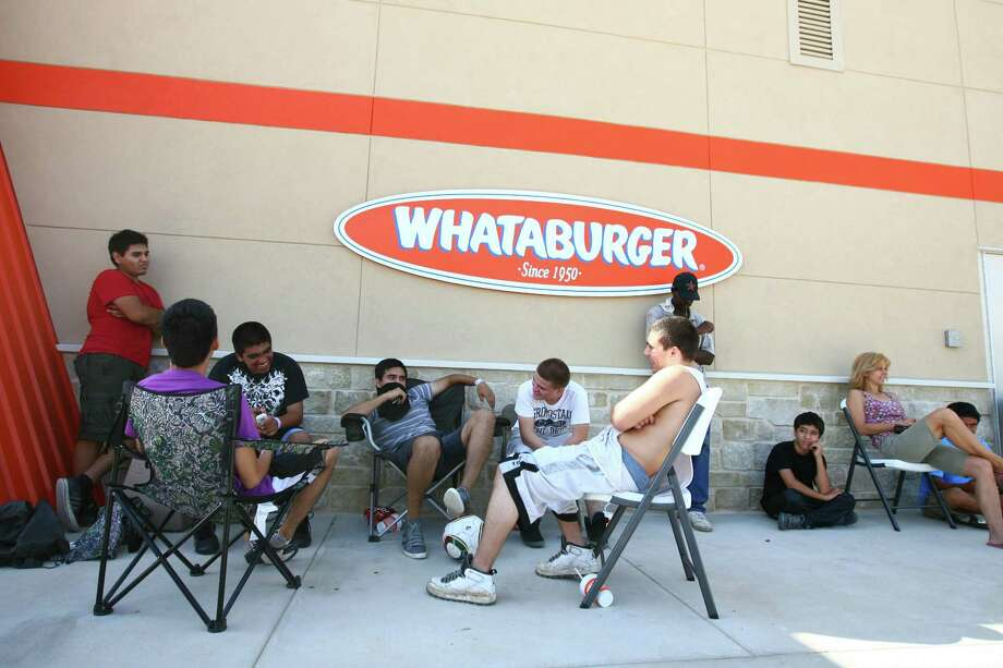 A former manager of a Whataburger restaurant in Florida alleges she was forced to resign after supervisors threatened to retaliate against her when she refused to follow orders to hire only white employees, according to a lawsuit filed against the company by the U.S. Equal Employment Opportunity Commission. Photo: /Staff Photo By Karl Anderson / Staff photo by Karl Anderson