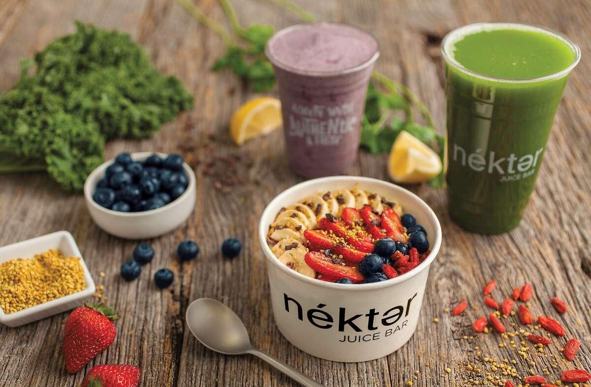 Nékter Juice Bar is expanding in Houston.