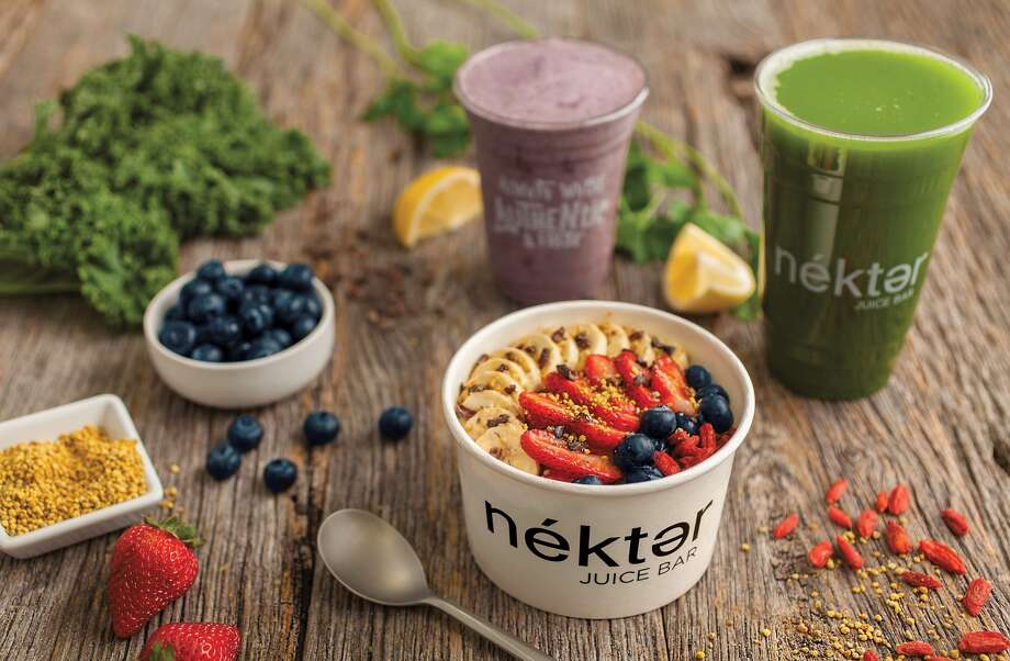 Nékter Juice Bar is expanding in  Houston.