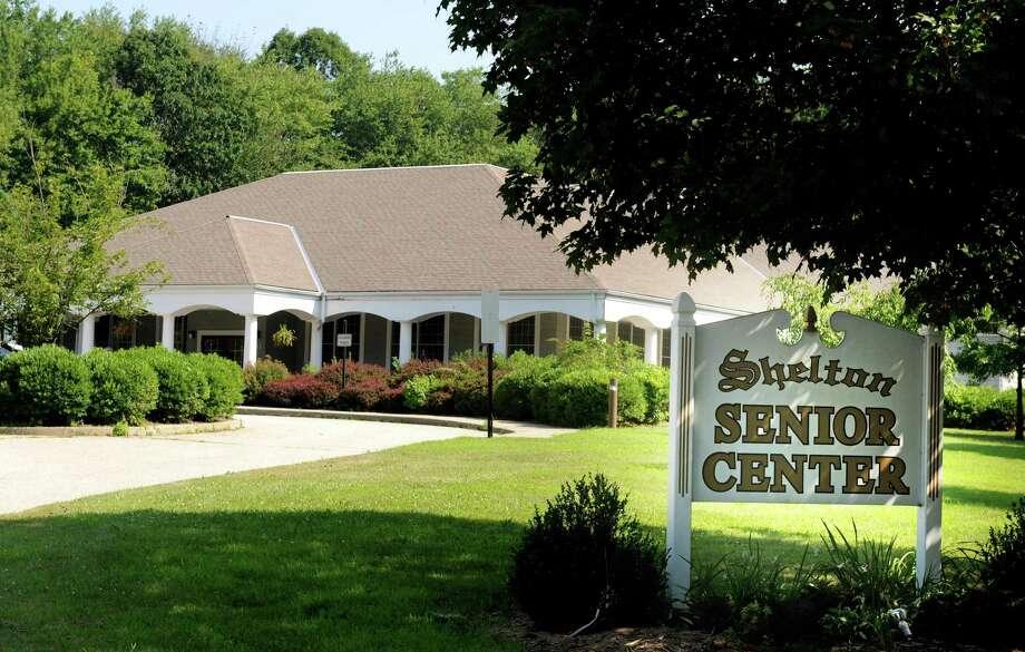 The Shelton Senior Center. Photo: Autumn Driscoll / ST / Connecticut Post