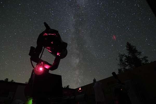Scenes of the Adirondack Public Observatory ORG XMIT: qbRaj27z74C6GRyIoS9n