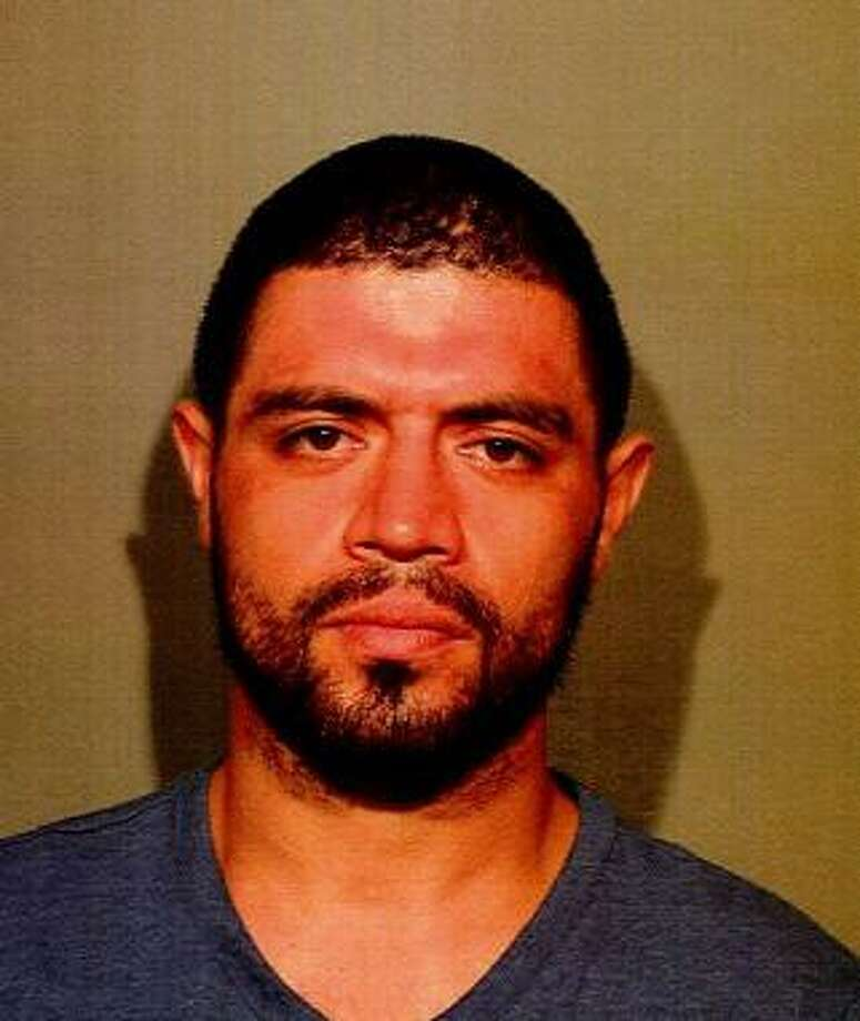 Marlo Aguirre, 29, of Testa Place in Norwalk, Conn. was charged with burglary and larceny in connection to a home break-in in New Canaan, Conn. on Aug. 15, 2017. Photo: Contributed Photo / Contributed Photo / New Canaan News contributed