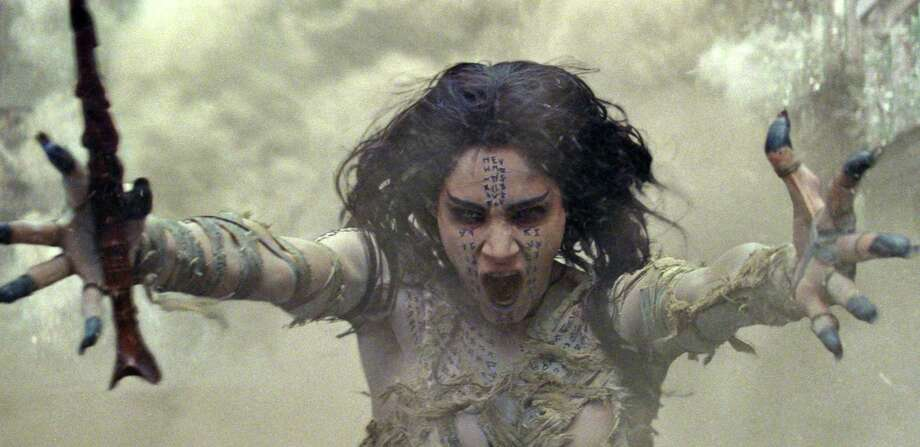 "The reboot of ""The Mummy"" and ""Baywatch"" failed to attract U.S. moviegoers during the worst summer for Hollywood in 20 years. Will recycling old movies and TV shows come to an end? Photo: Universal Pictures / Associated Press / Submitted Photo"