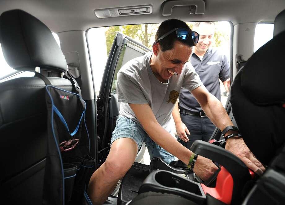 Connecticut Car Seat Laws