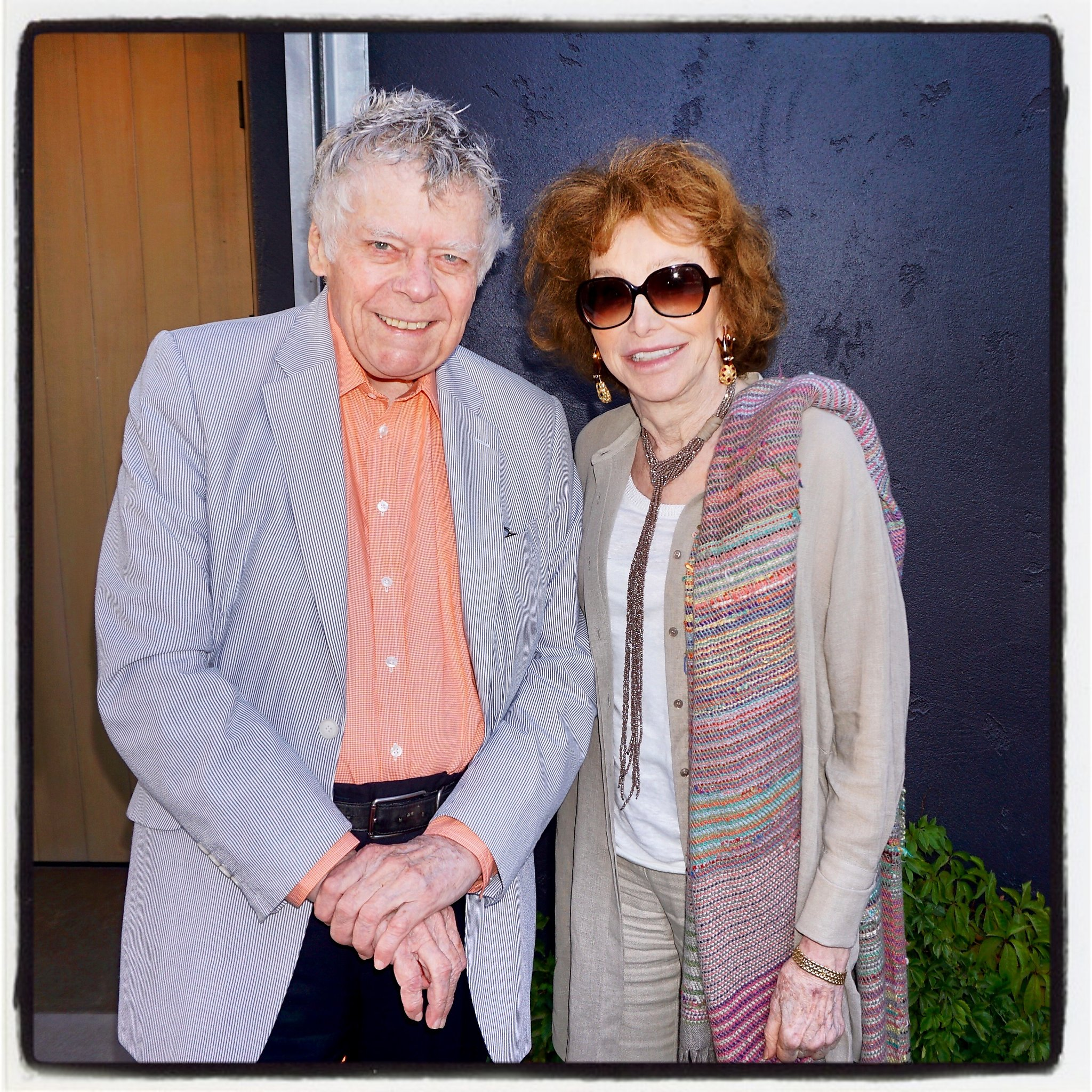 Gordon Getty Fete Raises Spirits And Funds For Arts Earth