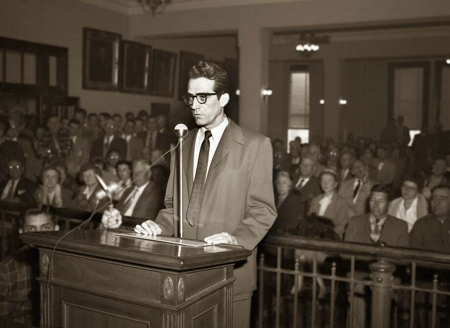 Gus Garcia represented Pete Hernández in Hernández vs. Texas in 1954, the first case ever argued by Mexican American litigators before the U.S. Supreme Court. Photo: /UTSA Special Collections / Institute of Texan Cultures