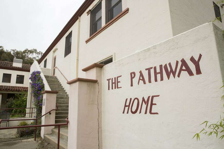 The Pathway Home at the Veterans Home of California in Yountville. Some of the facility's most medically fragile residents were relocated Tuesday night as a precaution, in case the area needs to be evacuated. Photo: Santiago Mejia, The Chronicle