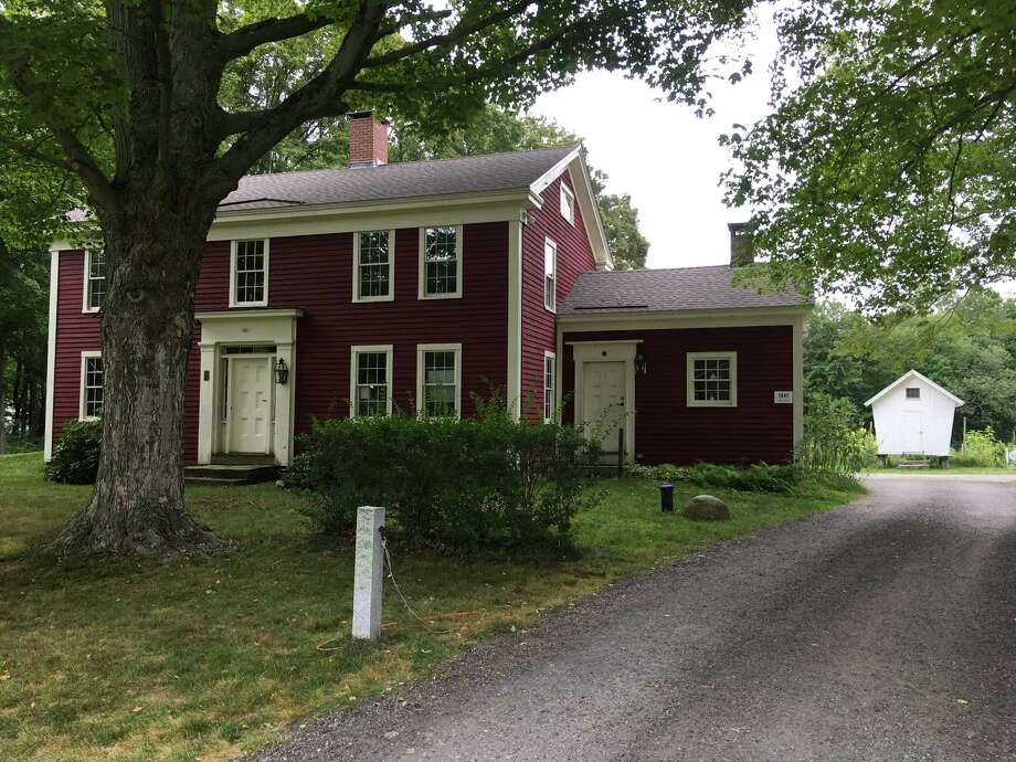 Artful Living presents its Sleepy Hollow Lantern Tour, set for Oct. 13-15, with tours starting at 7 p.m. Guests are immersed in Washington Irving's literary classic at the historic Parmelee Farm Homestead in Killingworth, appropriate for ages 8 and up. Tickets are $12 per person; reserve now at www.ArtfulLivingCT.com. For information, call Chris Solimene at 860-389-1363 Photo: Contributed Photo / Contributed Photo Not For Resale