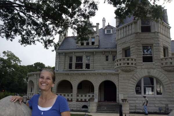 Local 19th-century European-style castle is now a lavish