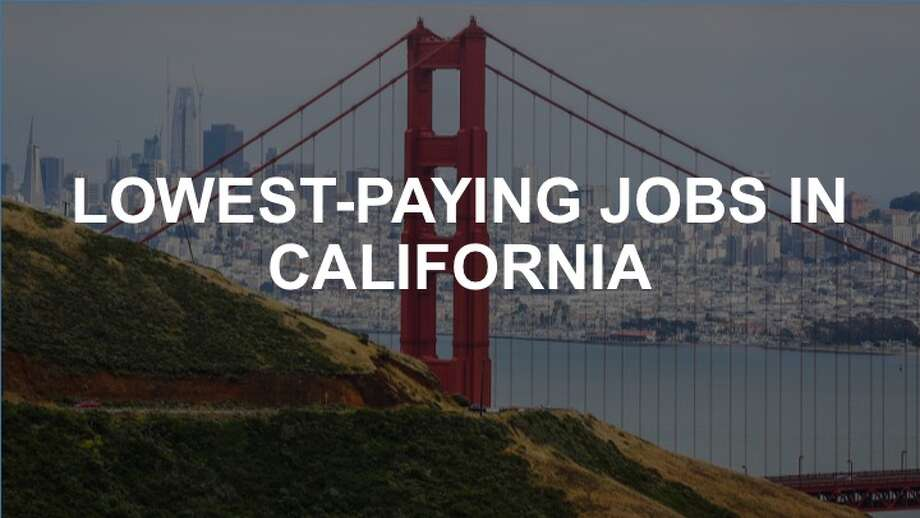 Click on to read about the worst jobs in the Golden State. Photo: Gabrielle Lurie/The Chronicle