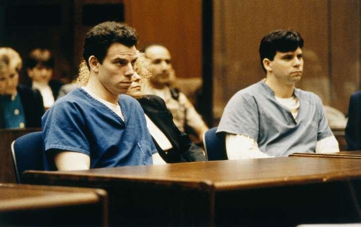Menéndez twins    Year:  1993 - 1994   Who: Joseph Lyle Menéndez and Erik Galen Menéndez   On trial for:  Murder of their parents,José and Kitty Menéndez.   Verdict:  Guilty