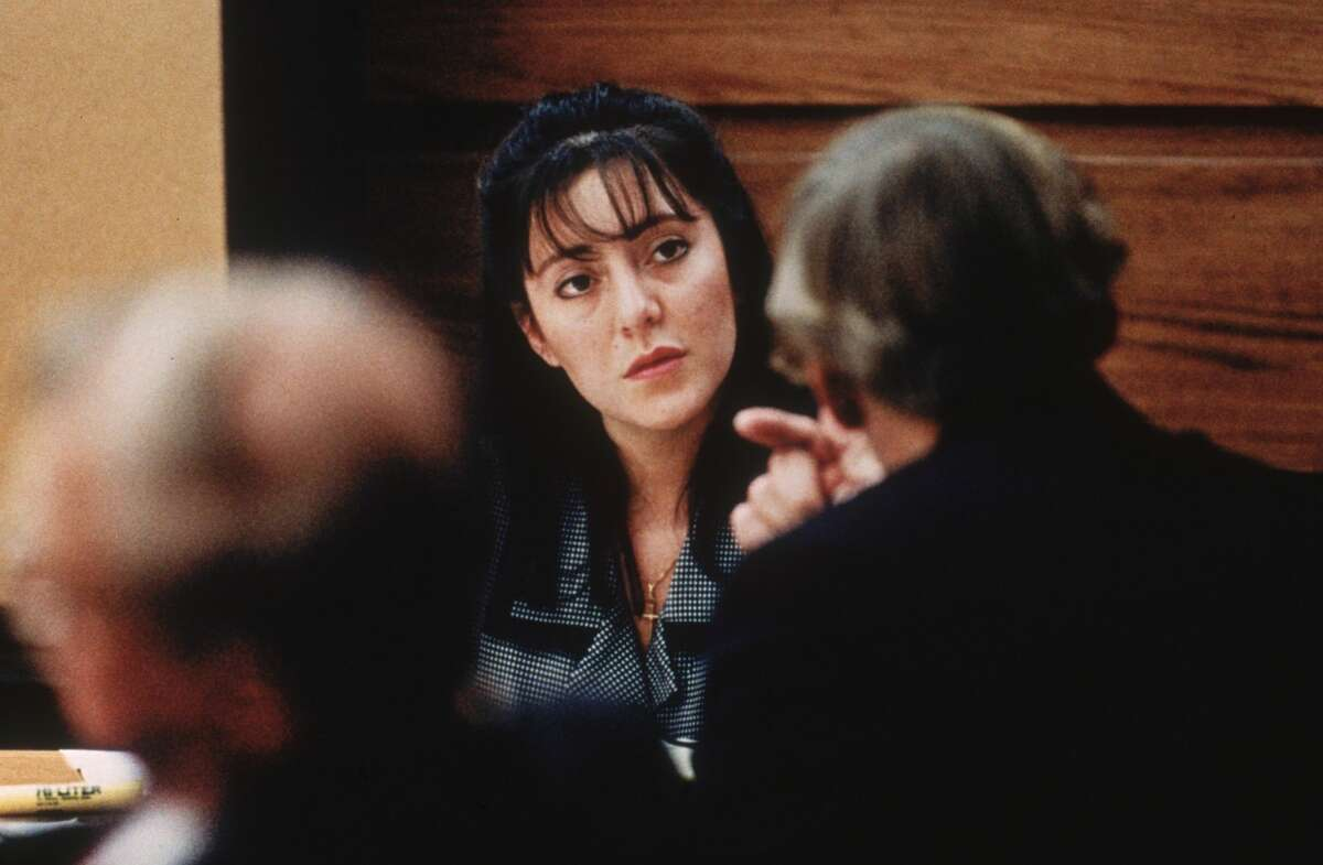 Lorena Bobbitt Year:1993-1994 Who:Lorena Bobbitt, who cut off her husband's genitalia after years of alleged sexual, emotional and physical abuse. On trial for: Malicious wounding Verdict:Not guilty, jury concluded she wastemporarily insane at the time of the mutilation.