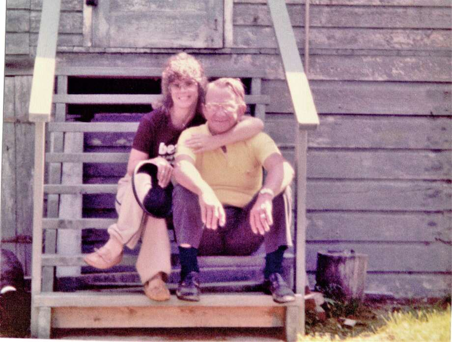 Jacqueline Ford and Joseph Walenta Jr. at Walenta's home in Nassau, N.Y. in 1979. (Photo submitted by Jacqueline Ford)
