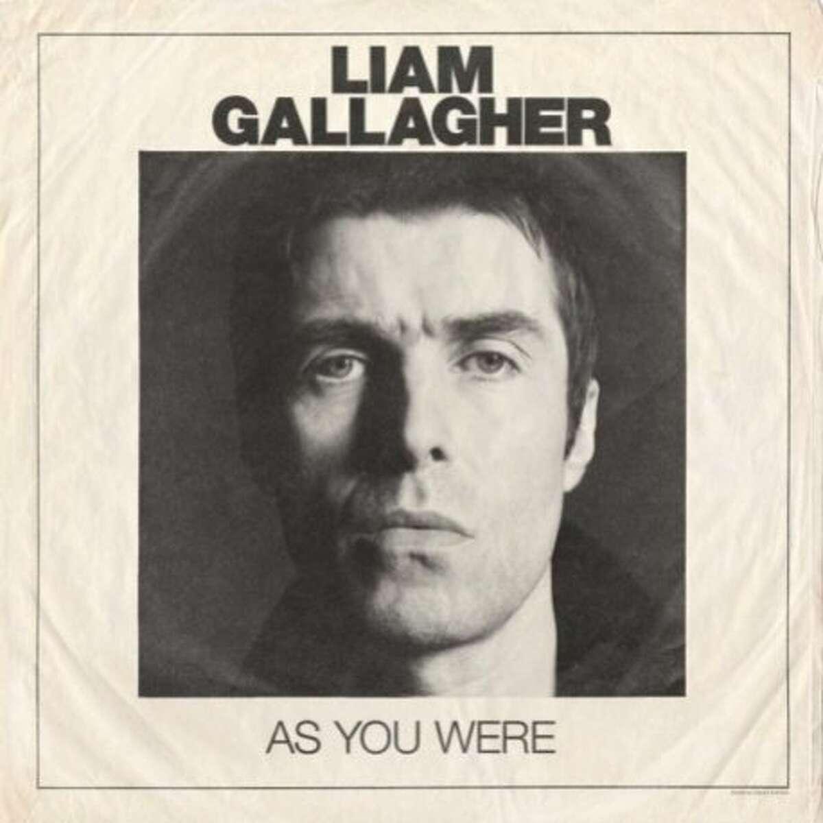 Liam Gallagher, 'As You Were'