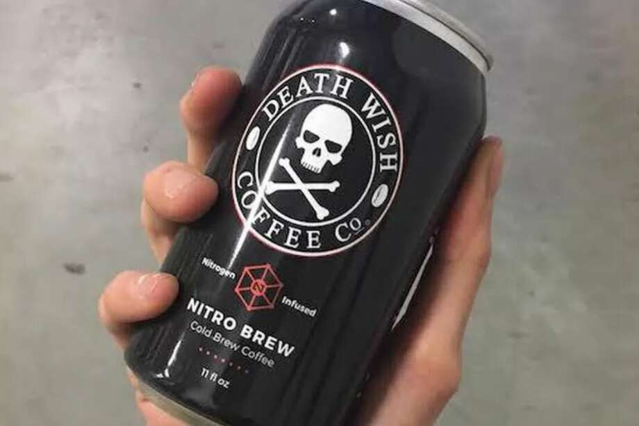 The latest batch of Death Wish Coffee cans pose a risk of botulism. >>See other products that have been recalled this year. Photo: Courtesy