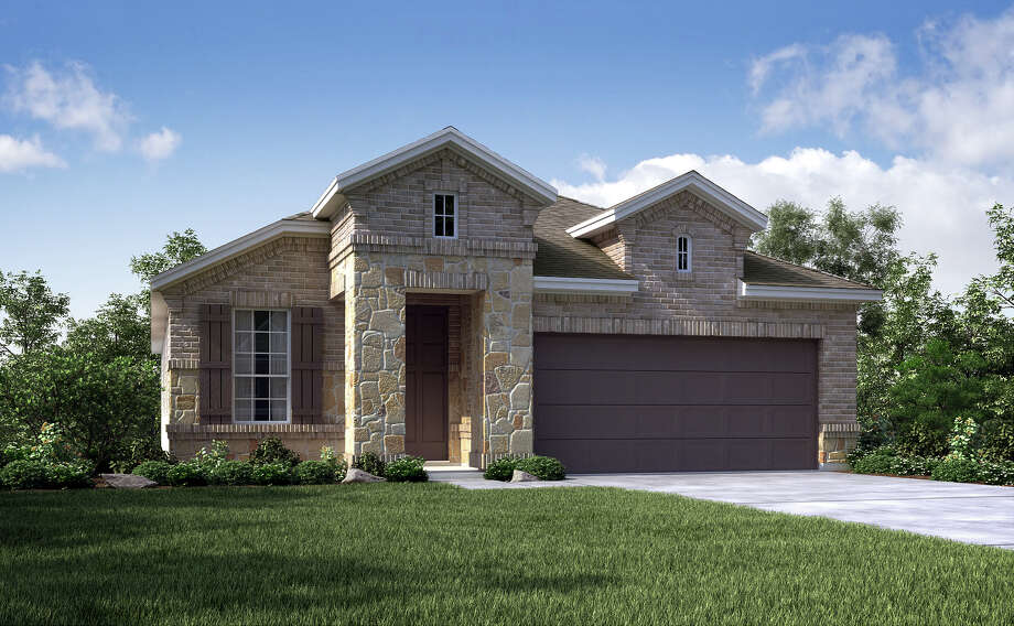 Meritage Homes will built homes on 45-foot wide lots in a new neighborhood in Elyson. The homes will start around $220,000. Photo: Newland Communities