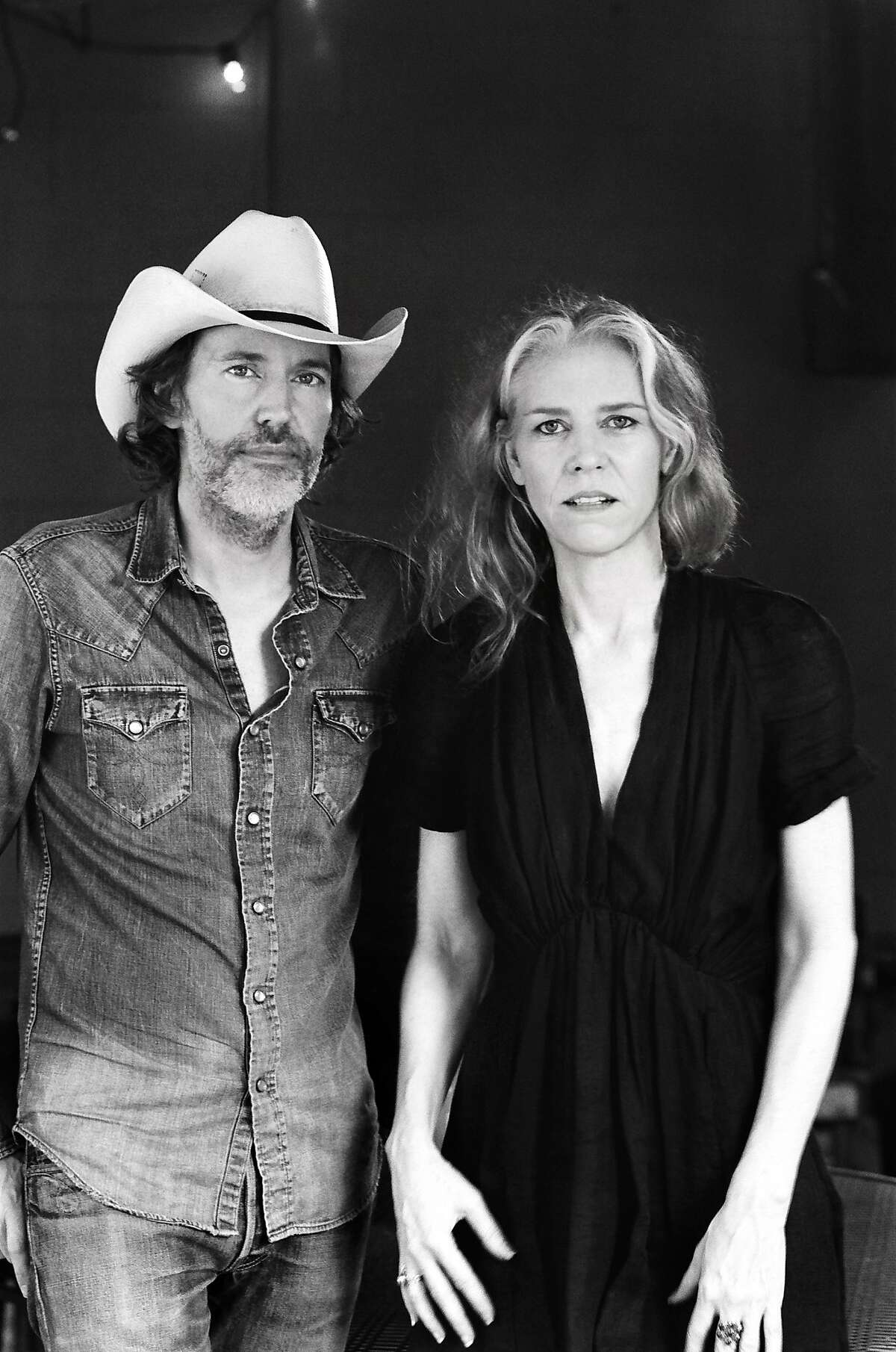 Americana musician David Rawlings of the Dave Rawlings Machine, which features Gillian Welch