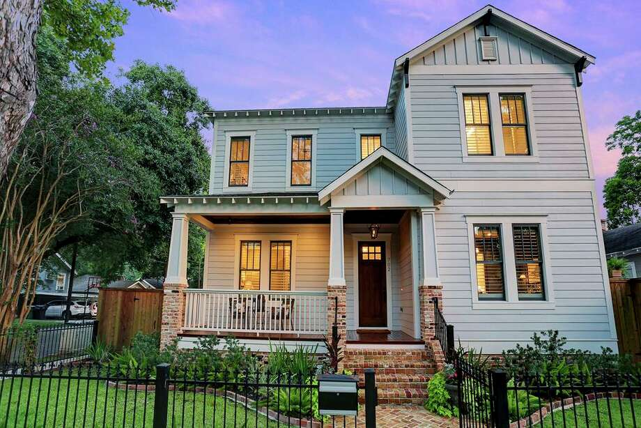 Heights/Greater HeightsNo. of transactions (September 2015-August 2016):1160No. of transactions (September 2016-August 2017): 1236Percent change: 6.6 Photo: Houston Association Of Realtors