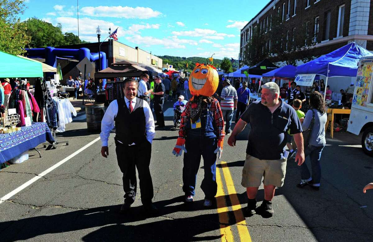 Downtown Ansonia will celebrate the coming of fall with its 14th annual harvest festival Saturday. Find out more.