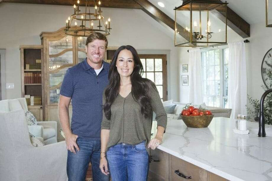"Waco couple Chip and Joanna Gaines are the stars of HGTV's ""Fixer Upper."" They announced Tuesday that the show's upcoming fifth season would be its last. Earlier this month, the couple announced plans to team up with Target to roll out a new home and lifestyle brand. Photo: HGTV / HGTV"