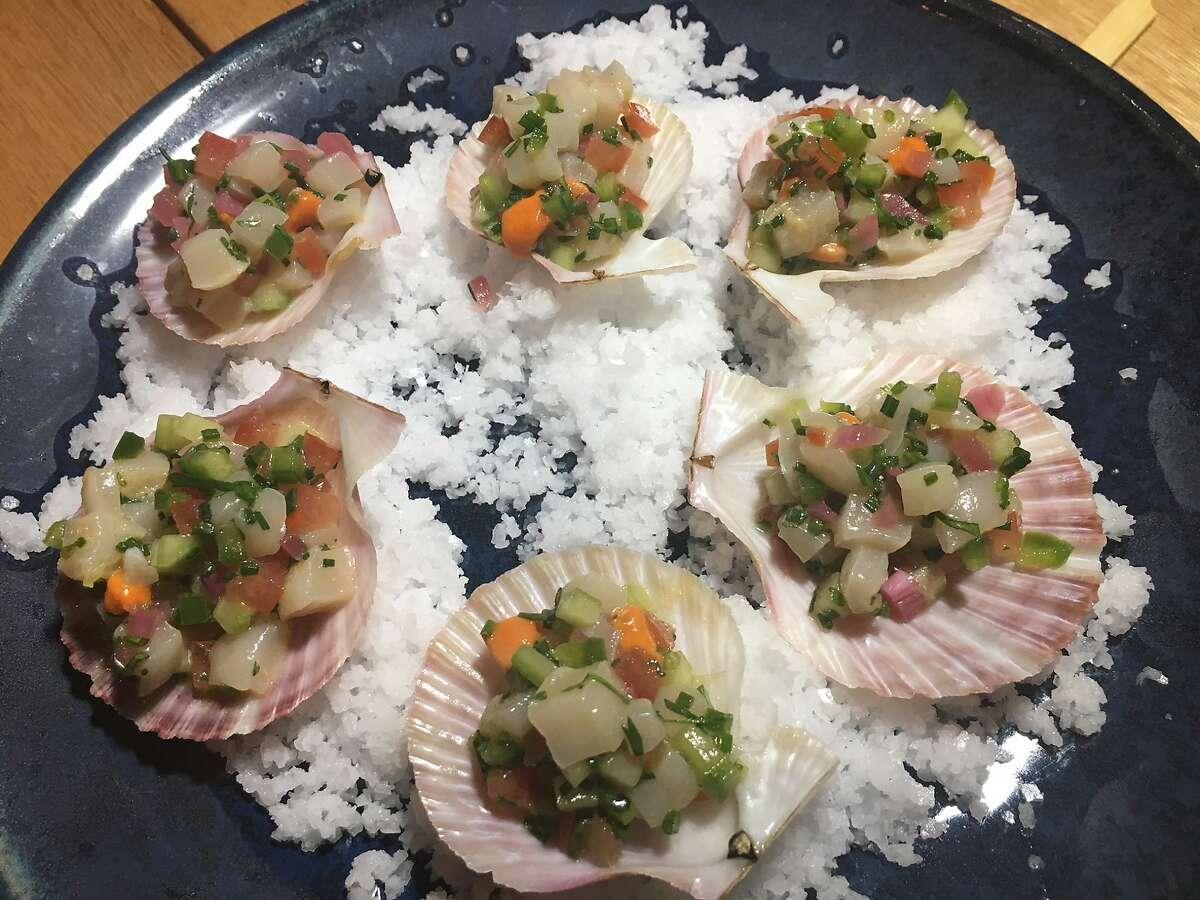 Tofino Resort & Marina�s executive chef Paul Moran showcases British Columbia�s fresh seafood at 1909 Kitchen and the Hatch Waterfront Pub.