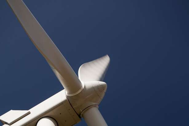 Vestas turbines, like the one pictured, will be used by Xcel Energy at both the Sagamore Wind Project in Roosevelt, N.M., and the Hale Wind Project outside Petersburg in southeastern Hale County. Utility regulators in Texas and New Mexico could approve both projects in early 2018.
