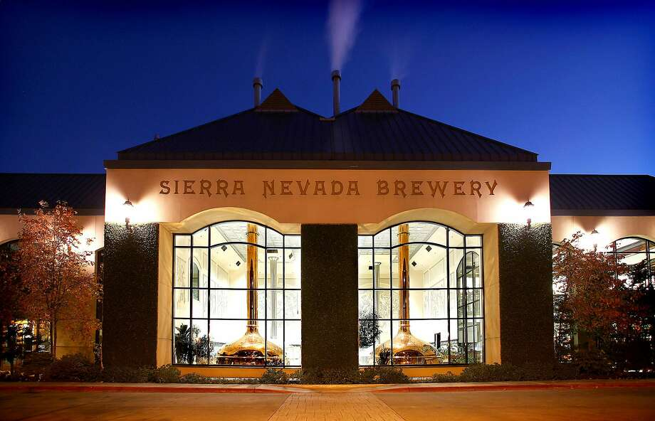 Sierra Nevada Brewing offers a variety of daily themed tours at its headquarters in Chico. Photo: Sierra Nevada Brewing