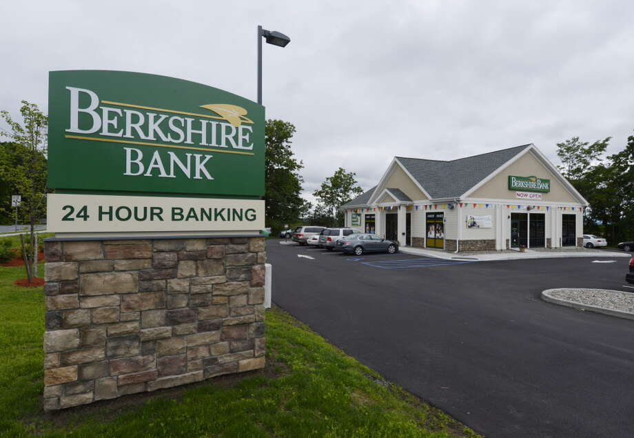 The new branch of Berskshire Bank in North Greenbush, N.Y. June 5, 2012.    (Skip Dickstein / Times Union) Photo: Skip Dickstein, Albany Times Union / 00017956A