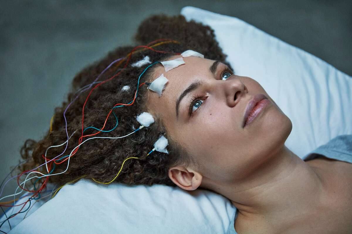 """Filmmaker Jennifer Brea suffers from a severe form of Chronic Fatigue Syndrome in her documentary """"Unrest."""""""