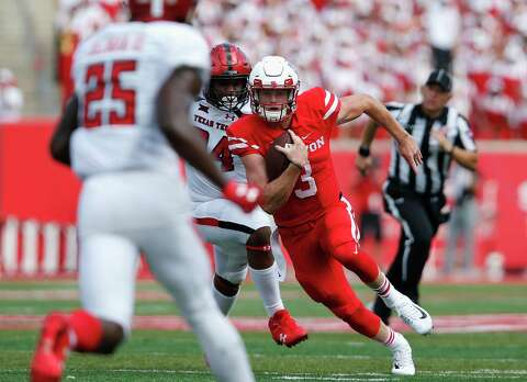 UH makes QB change, will start Kyle Postma - Houston Chronicle