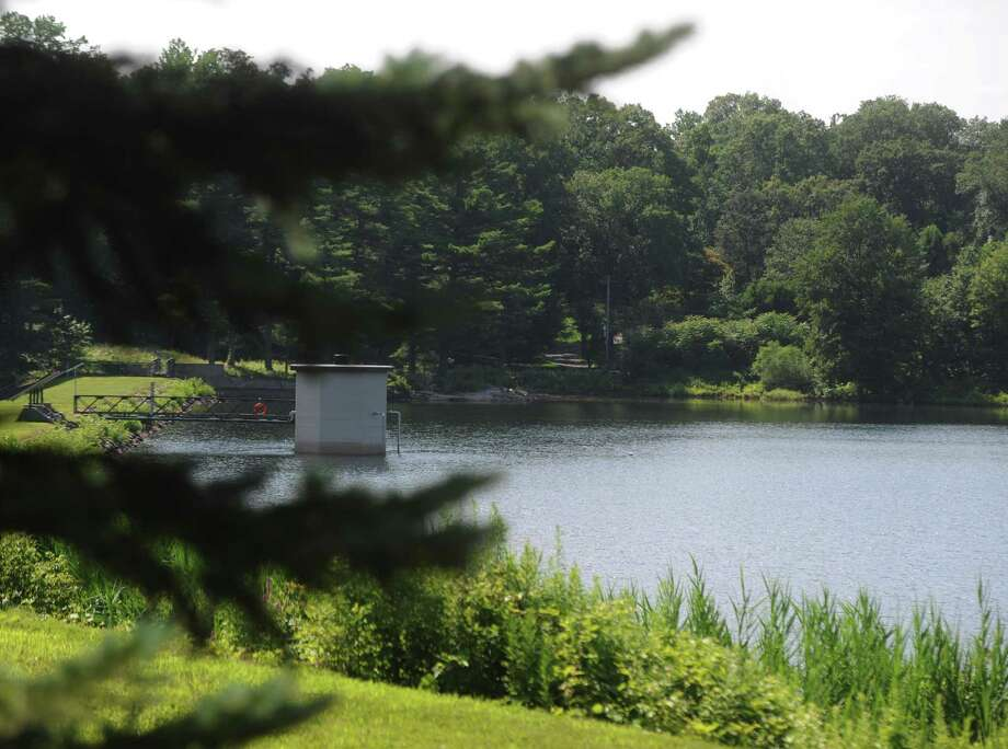 Putnam Reservoir in Greenwich, Conn., photographed on Thursday, July 20, 2017. Photo: Tyler Sizemore / Hearst Connecticut Media / Greenwich Time