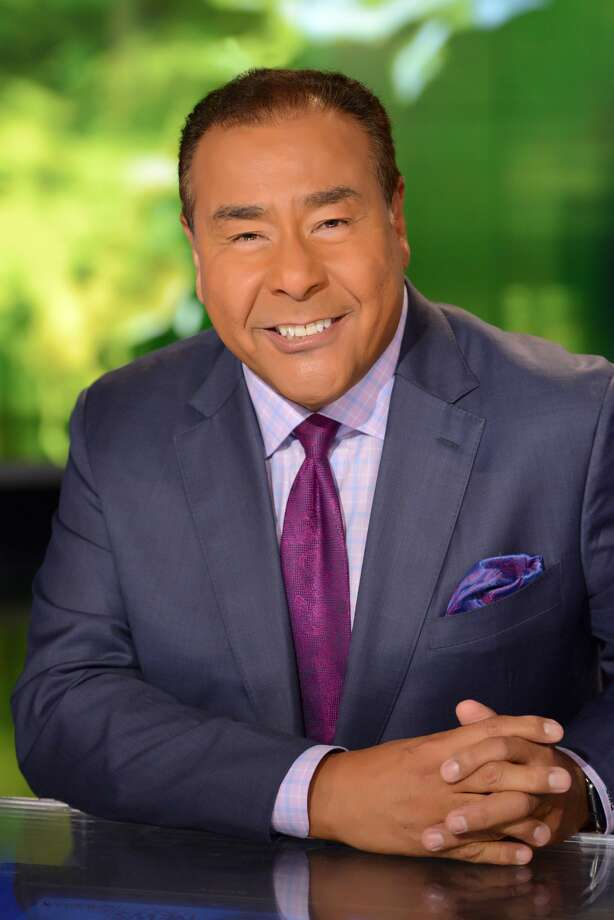 ABC's John Quiñones is to speak Oct. 7 at a free event presented by CASA of West Texas, the Midland Hispanic Chamber of Commerce and Chevron. Photo: Lorenzo Bevilaqua/ABC