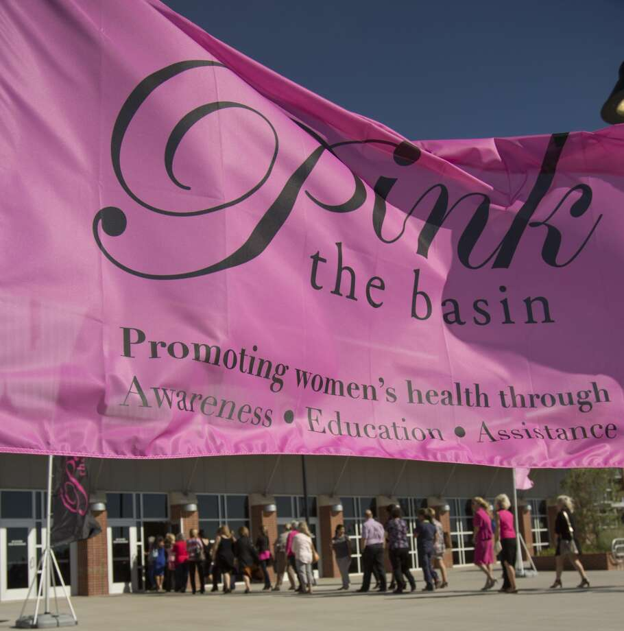 The annual Pink the Basin Benefit Luncheon will feature remarks from Scott Hamilton, an Olympic gold medalist and figure skating analyst. Pink the Basin provides grants to help local women get mammograms and other services.  Photo: Tim Fischer/Midland Reporter-Telegram
