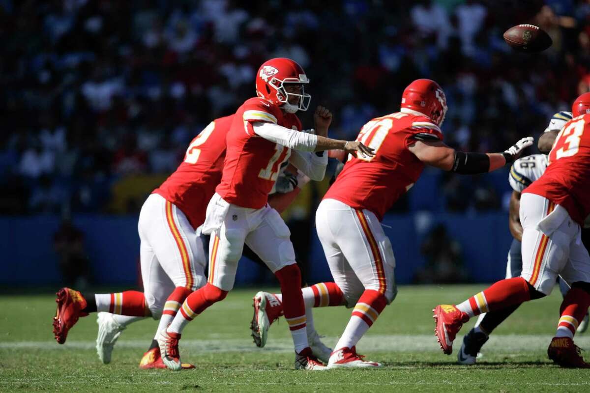 JOHN McCLAIN'S WEEKLY NFL POWER RANKINGS 1.Kansas City (3-0) Last week: 1 Andy Reid has the NFL's best team and two consecutive prime-time games at home against Washington and on the road against the Texans.