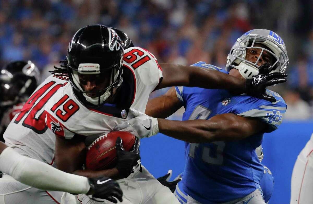 JOHN McCLAIN'S WEEKLY NFL POWER RANKINGS 2.Atlanta (3-0) Last week: 2 The Falcons were able to overcome Matt Ryan's three interceptions at Detroit, and Sunday they host the surprising Bills.