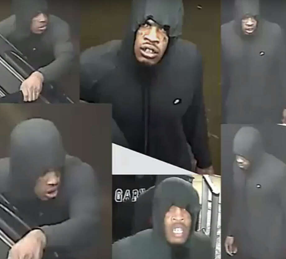 Crime Stoppers and the Houston Police Department's Robbery Division need the public's assistance identifying the suspects responsible for a burglary of a business (looting during Hurricane Harvey).