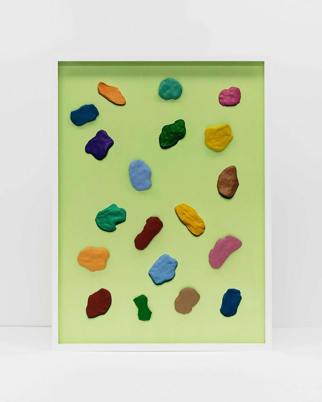 Vik Muniz shows his trompe l'oeil photographs with added elements at Rena Bransten Gallery through Oct. 28.