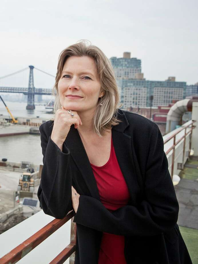 Jennifer Egan Photo: Peter M. Van Hattem